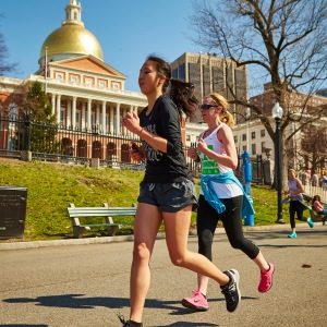 Nike Shakeout Run